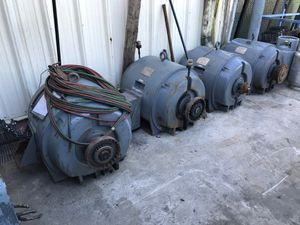 ELECTRIC MOTORS👀👀👀🛩🚃🚂 for Sale in Weston, FL