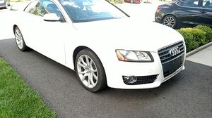 2012 Audi A5 47000 miles white beauty! for Sale in Tinton Falls, NJ