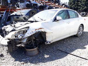 2007 infiniti g35 sedan for parts for Sale in Rancho Cordova, CA