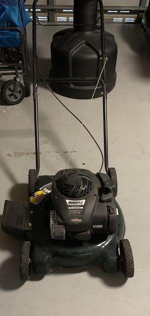 Bolens 20″ Push Mower 125-cc Gas for Sale in Miramar, FL