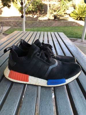 Men's size 8 adidas OG nmd used 100% authentic for Sale in San Diego, CA