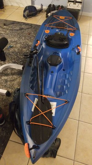 10 ft lifetime kayak NEVER USED for Sale in Scottsdale, AZ