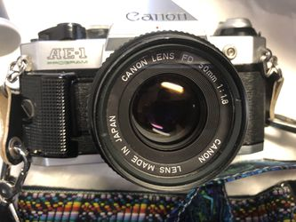 Canon Ae-1 Program and accessories for Sale in Lakewood,  CO