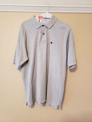 Burberry Mens Polo for Sale in Phillips Ranch, CA