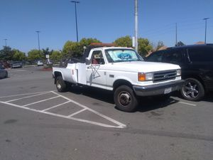 1991 Ford F450 Diesel for Sale in Compton, CA