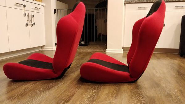 Marvelous Rare Reclining Ak Ratchet Gaming Chairs For Sale In Anaheim Pdpeps Interior Chair Design Pdpepsorg