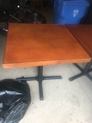 Restaurant table for Sale in Tampa, FL