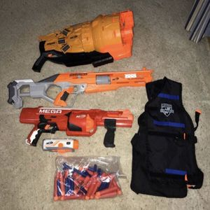 Nerf Gun Lot (EACH SOLD SEPARATELY) for Sale in Albuquerque, NM
