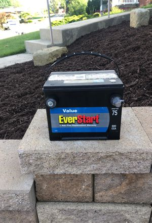 Side mount battery $30 for Sale in Monroeville, PA