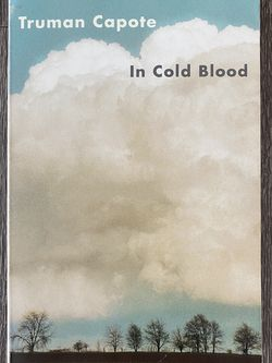 In Cold Blood by Truman Capote (paper back) for Sale in Houston,  TX