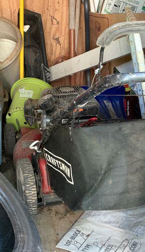 Craftsman self propelled lawnmower for Sale in Gaithersburg, MD