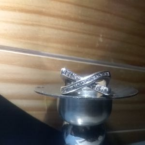 Silver Infinity Ring size 7 for Sale in Chino Hills, CA