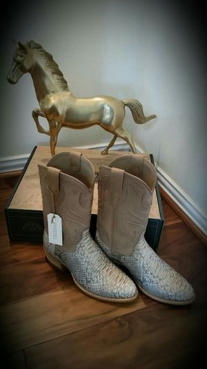 Tecovas Python Boots for Sale in Pearland, TX