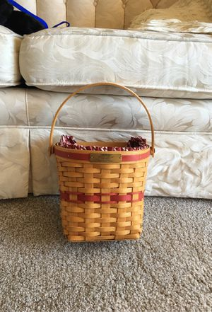 Longaberger basket 1998 Edition for Sale in Beaverton, OR
