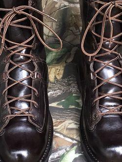 "Danner Eagle II Brown Nubuck 10"" Waterproof Gore-Tex Boots, Size 10 EE Men""s. for Sale in Portland,  OR"