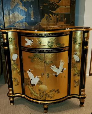 Corner Cabinet, Dresser, Accent Table, Asian, Oriental for Sale in Los Angeles, CA