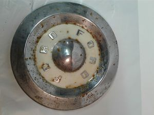Vintage old Ford hubcap 1950s? for Sale in Martinsburg, WV