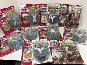 Cooperstown Collection MLB Starting Line Action Figures ($5 EACH) for Sale in Kent, WA