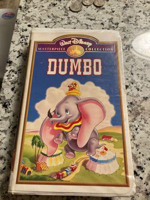 Walt Disney Masterpiece Collection Dumbo for Sale in Wahneta, FL