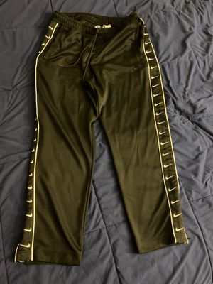 Mens Nike Track Pants 2XL XXL Black 100% Authentic for Sale in Benicia, CA