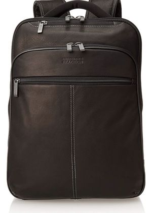 Kenneth Cole reaction men's backpack leather for Sale in Las Vegas, NV