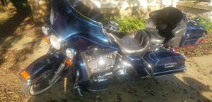 2002 Harley Davidson Ultra Classic for Sale in Nashville, TN