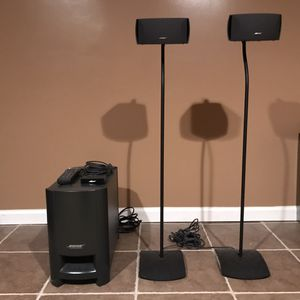 Bose Surround Sound for Sale in Melrose Park, IL
