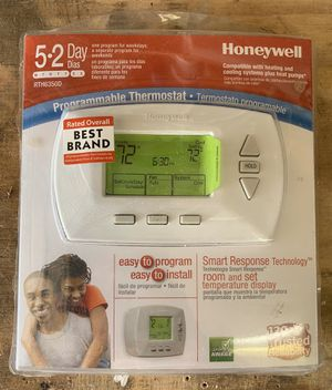 Honeywell RTH6350D 5-2 Programmable Thermostat for Sale in Phoenix, AZ