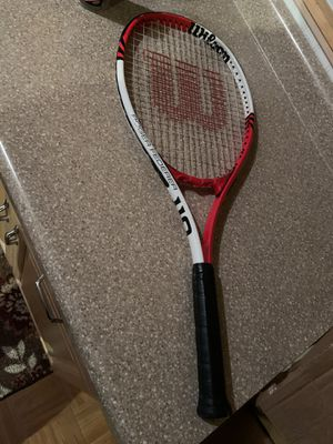 Wilson Federer 110 Adult Tennis Racquet for Sale in Downers Grove, IL