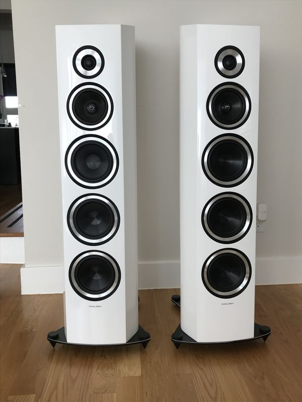 Sonus Faber Venere S New 4ohm Speakers tower bowers for Sale in Houston, TX  - OfferUp