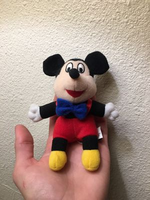 vintage Mickey Mouse plush toy for Sale in Los Angeles, CA