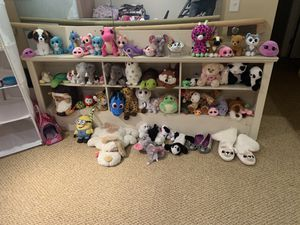 big eyes and stuffed animals for Sale in Arvada, CO