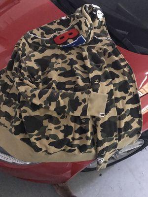 Bape jacket size midum for Sale in Lutz, FL