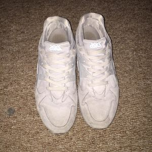 Grey Suede Asics for Sale in Bolingbrook, IL