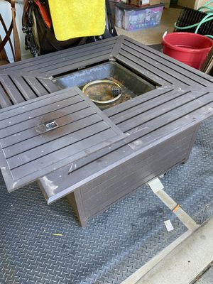 Propane fire pit for Sale in San Diego, CA
