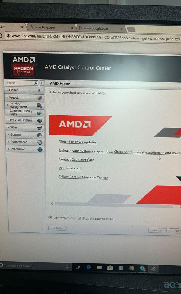 HP quad core desktop 8 gb ram