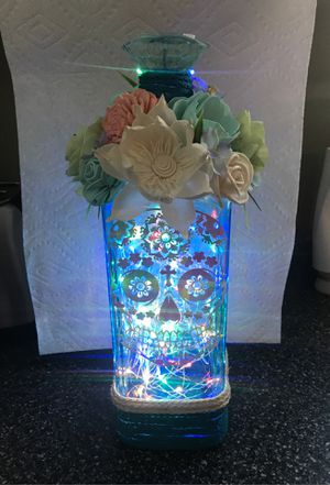 Sugar skull LED light for Sale in Standish, ME