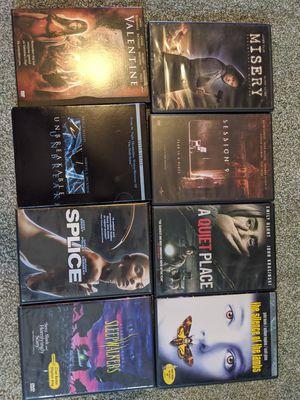 Halloween Horror Movie Blu-ray/DVD Bundle for Sale in Denver, CO