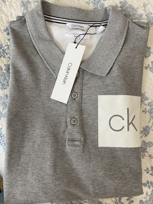 BRAND NEW Calvin Klein polo. LARGE for Sale in Stamford, CT