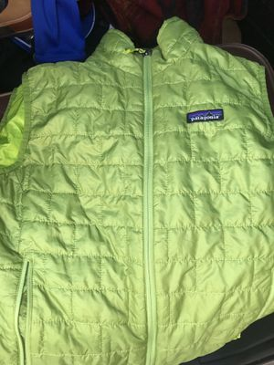 Patagonia vest for Sale in Bakersfield, CA