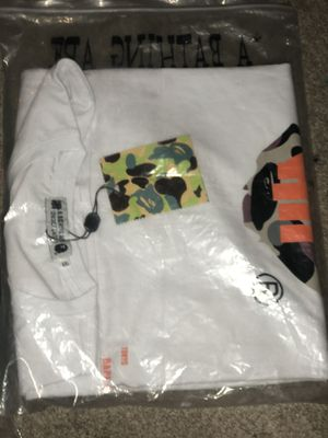 Bape hoodie and shirt for Sale in Everett, WA