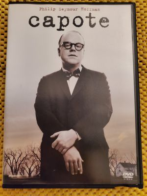 Capote, 2005 Best Picture of the Year, Movie DVD, Excellent for Sale in San Diego, CA