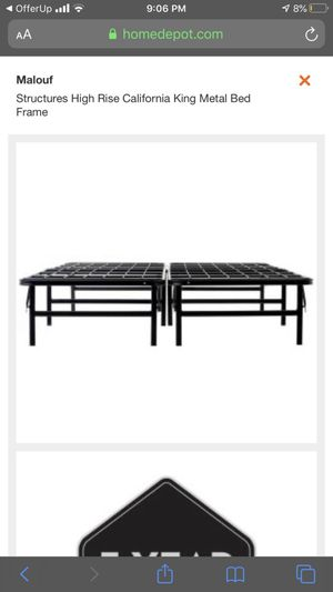 Bed frame for Sale in Stockton, CA
