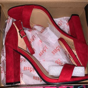 Red heels for Sale in Brookhaven, PA