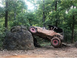 97 Jeep TJ One Tom Crawler for Sale in Hurdle Mills, NC