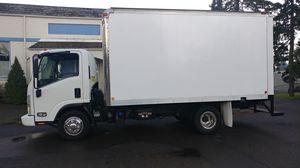 2011 Isuzu NPR diesel box truck for Sale in Milwaukie, OR