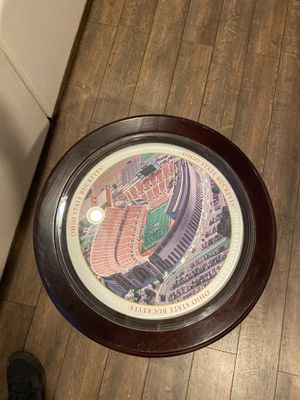 Ohio State Buckeyes End Table for Sale in Severn, MD