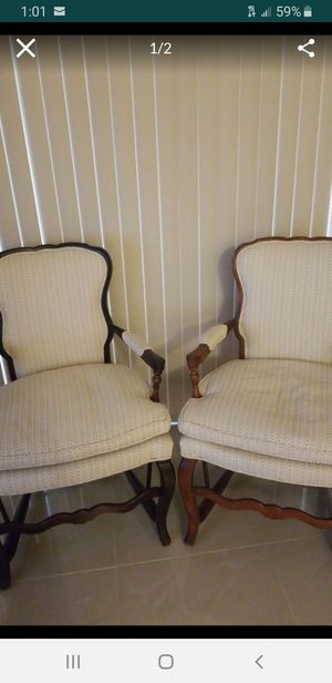 2 antique chairs for Sale in West Palm Beach, FL