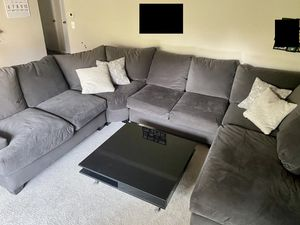 Large U shaped sectional couch for Sale in Castro Valley, CA