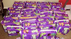 Luvs Diaper bundles for Sale in Murfreesboro, TN